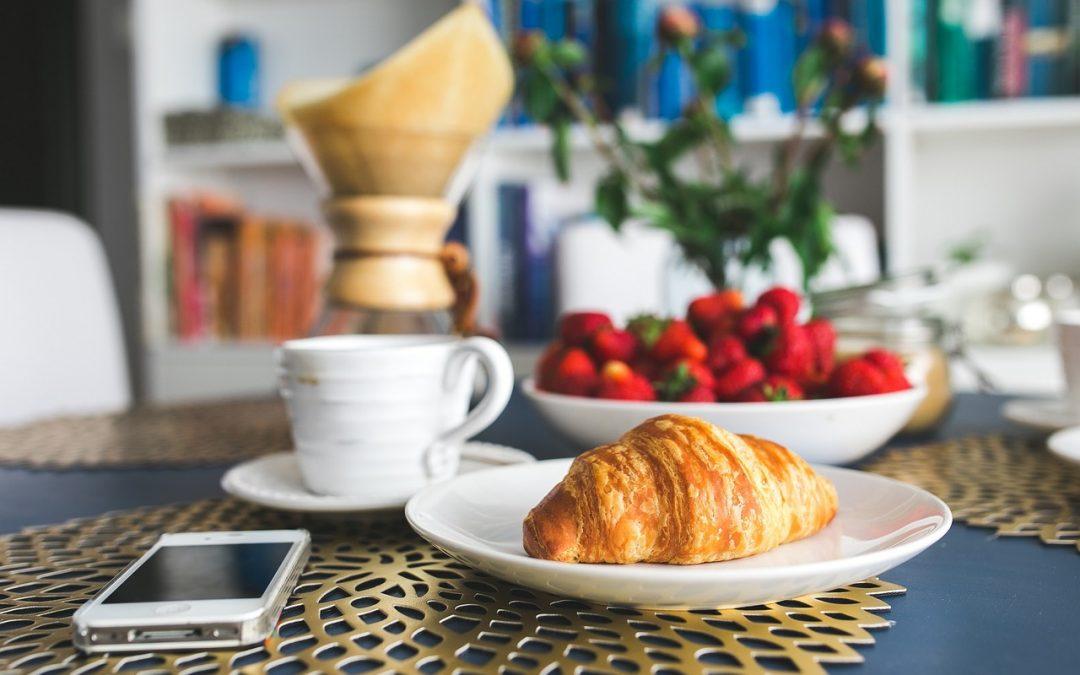 Facebook & Instagram als ontbijt